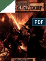 Warhammer Fantasy RPG ESP Camino de Los Condendados 2 - Espina Del Imperio