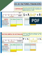 09 Clase 4 - Factores Financieros - Ejercicios