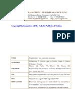 Ascariasis hepatobiliar y pancratica