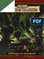 Warhammer Fantasy RPG ESP  Camino de los Condendados 4 - Terror en Talabheim.pdf