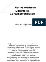 070316 Desafios da Profiss+úo Docente