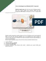 Solusi Mengakses Web Server Di Jaringan Local Mikrotik 100