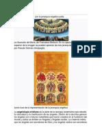 Angelología y Jerarquía