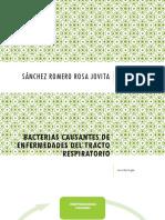 Bacterias Causantes de Enfermedad Del Tracto Respiratorio