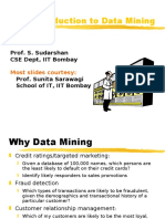 An Introduction to Data Mining IIT Bombay