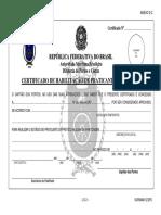 a2c - Certificado de Habilitação de Praticante de Prático