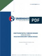 Constitucion Politica y Derechos Humanos_2016