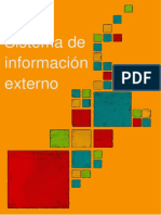 sistema de información externa