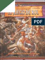 Warhammer Fantasy RPG ESP Libro Básico, 2ª Ed