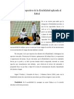Flexibilidad de Futbol j.p