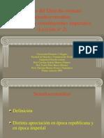 Lección Nº2 (UBO ROMANO 1° SEMESTRE 2008).-
