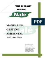 Manual de Gestión Ambiental- Nale
