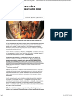 Corte Interamericana Cobra Explicações Do Brasil Sobre Crise Nas Prisões - Notícias - Cotidiano