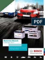 Catálogo de Baterías Bosch Perú - 2017 (1)