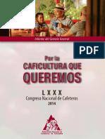 Informe Del Gerente General (Congreso) 2014