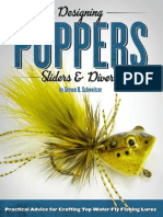 Designing Poppers, Sliders & Divers by Steven B. Schweitzer