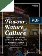Jendela Nusantara - Flavour Nature and Culture 1st Edition