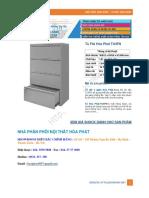 Tủ File Hòa Phát Tu4fn