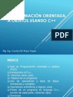C++ORIENTADO A OBJETOS