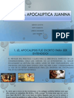 literatura apocaliptica juanina