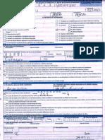 Formulario de Afiliiiiacion Eps Sanitas de Ancizar Bogota 2