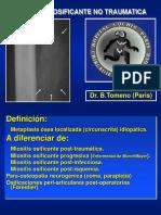 17- Miositis osificante