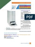 Tủ File Hòa Phát Tu10f