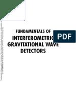 Fundamentals of Gravtitaional Wave Interometric Detectors
