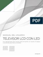 Manual Led LG42