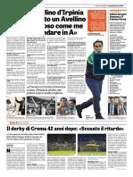 La Gazzetta dello Sport 05-10-2017 - Serie B