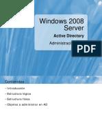 Active Directory Adminw2k8_ad