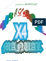 Manual de Corel Draw x4