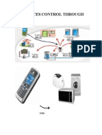 Appliances Control Through Sms