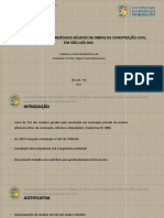 Apresentação - Projeto TCC