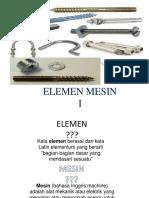 ELEMEN MESIN I.ppt