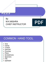 HAND TOOL for EASA/CAR -66  EXAMINATION