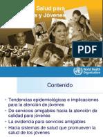 Servicios de Salud Para Adolescentes y Jóvenes Dr. Paul