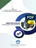 1 1 1 KIKD Konstruksi Gedung Sanitasi Dan Perawatan COMPILED