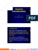 4. Traffic Flow