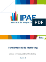ADM I SEM Fundamentos de Marketing Sesión 2