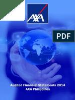 2014 Financial Statements