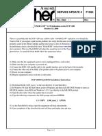 DCP1200 False Toner Low Indication