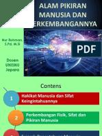 2. Alam Pikiran Manusia Dan Perkembangannya.pptx
