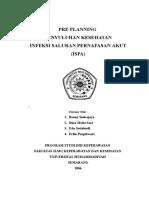 Pre Planning Ispa
