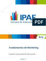 ADM I SEM Fundamentos de Marketing Sesión 3