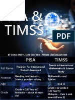 Timss and Pisa