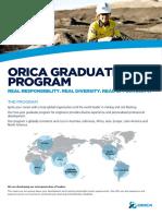 2017_Orica Graduate Flyer