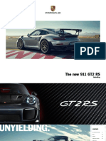 911 GT2 RS - Catalogue