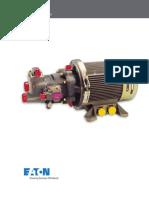TF500-6B Hydraulic Electrical Generating Systems