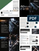 Rd Series Catalog 2014
